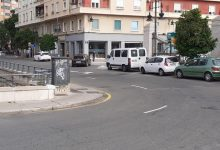 Les obres de la Línia 10 del metre obliguen a tallar al trànsit fins a agost part de la Gran Via Ramón y Cajal