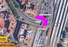 L'accés al carrer Bailén des de la Gran Via de Ramón y Cajal romandrà tallat fins a agost per les obres en la línia 10 del metre