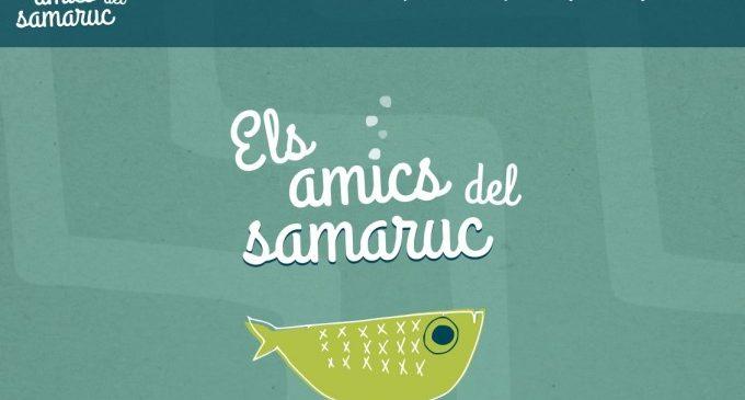 'Els amics del samaruc' és la nova campanya de foment de l'ús del valencià  de la Diputació de València