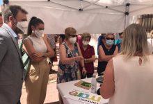 Mollà presenta 'Reciclari', l'APP d'educació ambiental per a fomentar la transformació del residu en recurs