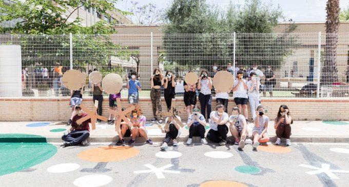 L'Ajuntament conclou la remodelació urbanística de l'accés a l'IES Rafelbunyol
