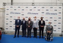 El Tour Ford Adapta s'ha presentat hui a la Fàbrica de Ford Almussafes