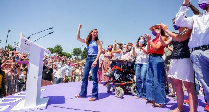 Feminitzar el partit, enfortir-lo en els territoris i gestionar la bicefàlia, reptes de Belarra al capdavant de Podemos