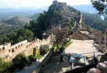 Assisteixen a un home després de caure des d'una altura de cinc metres quan visitava el castell de Xàtiva