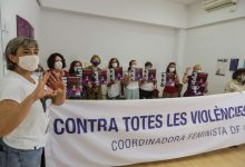 Coordinadora Feminista crida a manifestar-se el 22 de juny