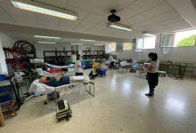 L'IES Massamagrell s'uneix a la donació de sang de maig