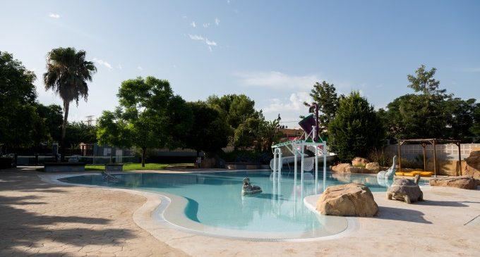 Quart de Poblet abre la piscina de verano y despide la primavera con conciertos y actividades en el Paraje Natural del Turia