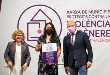 Sedaví reafirma su adhesión a la Red de Municipios Protegidos Contra la Violencia de Género