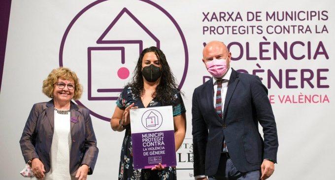 Sedaví reafirma la seua adhesió a la Xarxa de Municipis Protegits Contra la Violència de Gènere