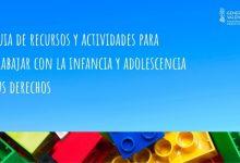 Igualtat elabora una guia de recursos i activitats per a treballar els drets de la infància i l'adolescència