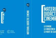Cultura de la Generalitat crea el projecte MDC de materials didàctics de cinema
