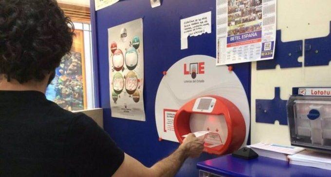 Part del segon premi de la Loteria Nacional recau a Alzira
