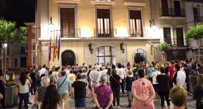 Miles de personas se manifiestan en distintas ciudades de la Comunitat Valenciana ante los últimos casos de violencia machista