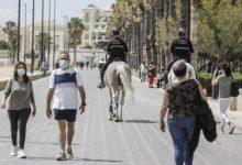 La Comunitat Valenciana proposarà hui en la Interterritorial que la mascareta deixe de ser obligatòria a l'aire lliure
