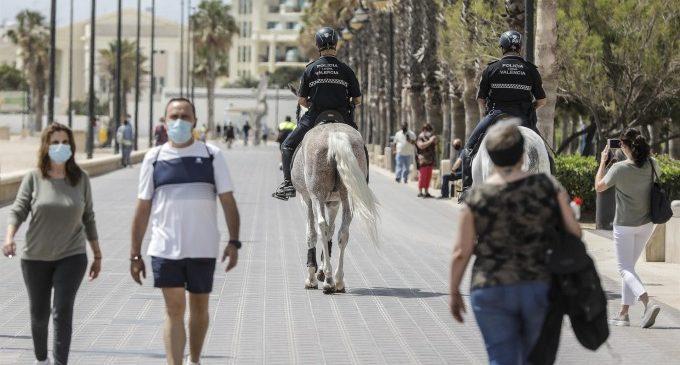 La Comunitat Valenciana propondrá hoy en la Interterritorial que la mascarilla deje de ser obligatoria al aire libre