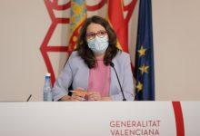 Oltra destaca la contribució al diàleg social dels sindicats durant la pandèmia