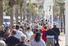 Al voltant de 55.000 britànics arribaran a la Comunitat Valenciana aquesta setmana per a estimular el turisme