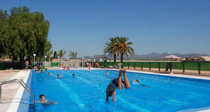 Rafelbunyol abrirá la piscina de verano la primera semana de julio