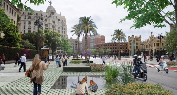 El nou bulevard del centre de València suprimirà el túnel de Guillem de Castro