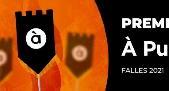À Punt convoca la primera edició dels premis a les Falles