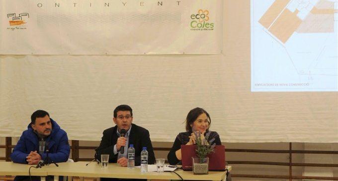 """Ontinyent aprueba los proyectos que invertirán 4,8 millones de euros en los colegios Bonavista y Martínez Valls dentro del plan """"Edificant"""""""