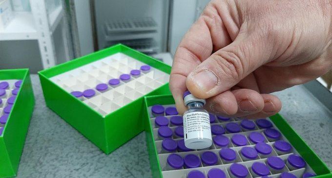 Quan començarà la vacunació per al grup de 30 a 39 anys