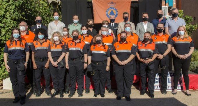 Protecció Civil d'Almussafes celebra el seu vinté aniversari