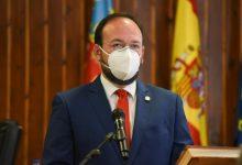 Xavier Jorge, nou alcalde de Vilamarxant