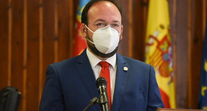 Xavier Jorge, nuevo alcalde de Vilamarxant
