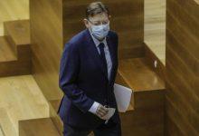 Puig respondrà en les Corts sobre els dos anys del Botànic II, indults, eleccions i desprivatitzación