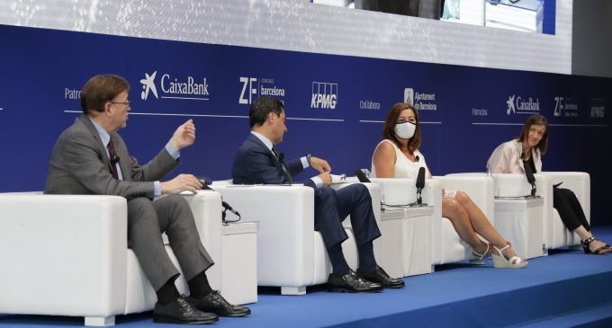 Ximo Puig planteja tres reformes d'Estat: un nou model de finançament, una descentralització en clau federal i la reconnexió emocional per a construir 'l'Espanya d'Espanyes'