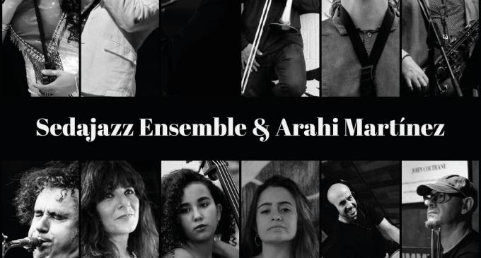 Sedajazz Ensemble i Arahí Martínez enceten el Festival de Jazz de València amb els ritmes cubans de fusió llatina