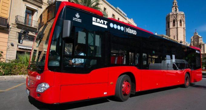 EMT reforçarà el seu servici per a adaptar-se a les necessitats dels actes fallers