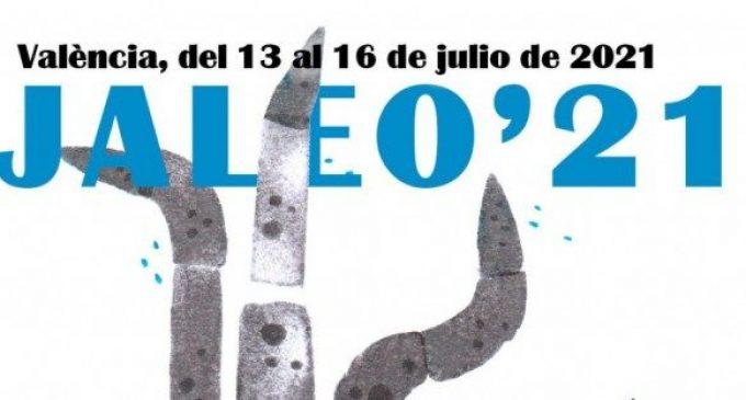 """València acull la setena edició de les jornades d'animació lectora """"Jaleo"""", que reivindiquen el paper de la lectura i els llibres en l'educació de la infància i la joventut"""