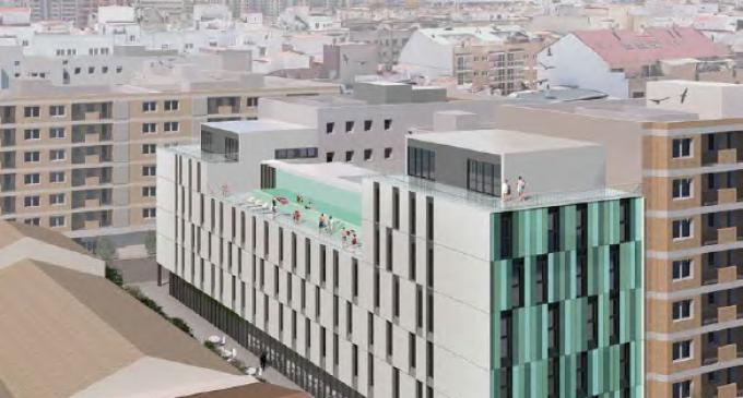 València tramita la llicència a un hotel de 4 estrelles en l'avinguda del Port