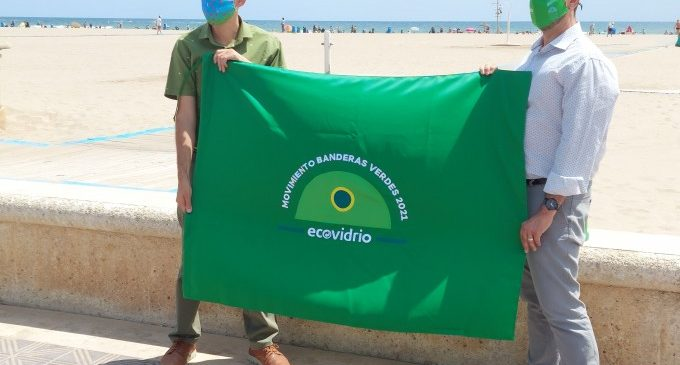 València competirà este estiu per aconseguir la bandera verda d'Ecovidrio