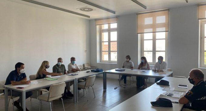 L'Ajuntament de Valencià comparteix amb els veïns d'Aragó-Bèlgica l'estratègia contra el botellot