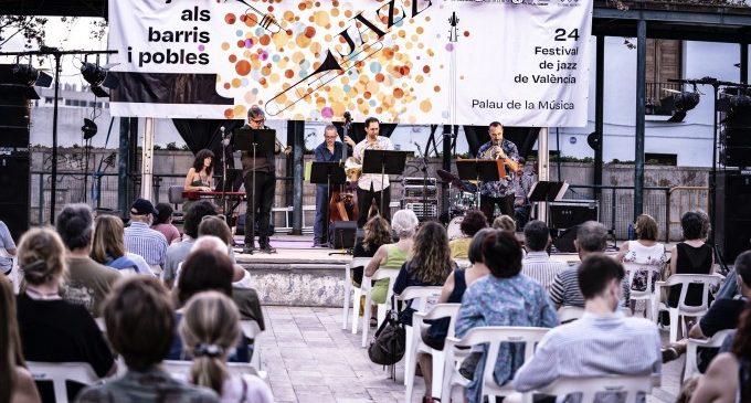 El Festival de Jazz de València inverteix el 75% del seu pressupost en el sector musical valencià