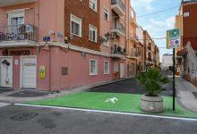 Mobilitat Sostenible amplia l'espai per a vianants en el centre urbà del Saler