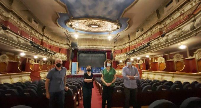 Urbanisme inicia el tràmit per a declarar Bé de Rellevància Local el Teatre Olympia