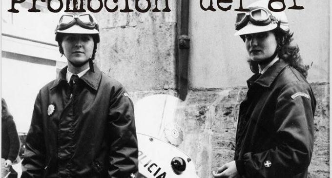 Les dones compleixen 40 anys en la Policia Local de València