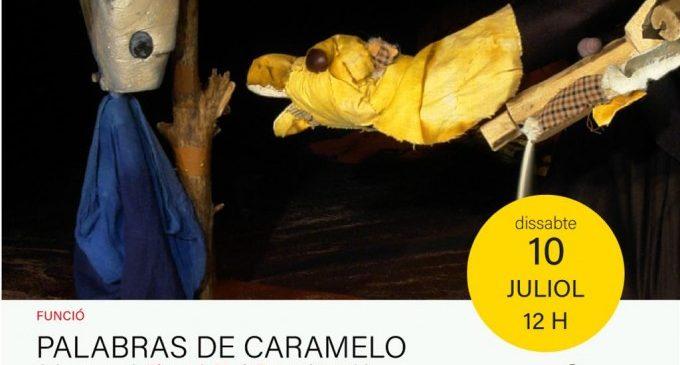 El Escalante patrocina las IV Jornadas de Creación de Artes Escénicas para la Infancia y Juventud