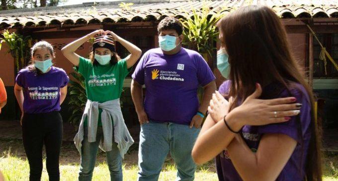La Diputació impulsa una xarxa jove d'atenció a les víctimes de violència a San Salvador amb Farmamundi