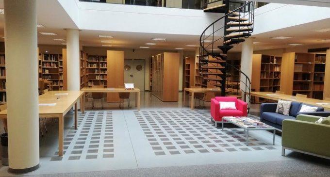 La biblioteca del Museu de Prehistòria forma part del portal Dialnet de documentació científica