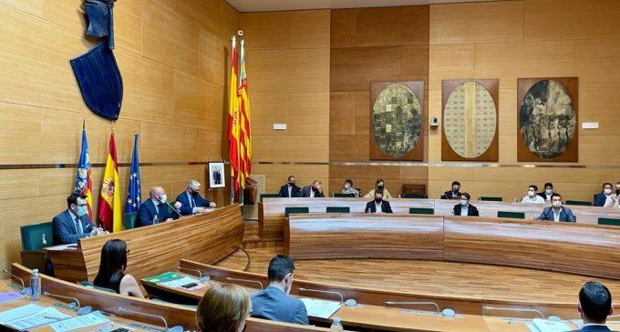 La Diputació de València prepara una nova entrega que elevarà a 75 milions la seua aportació al Fons de Cooperació Municipal