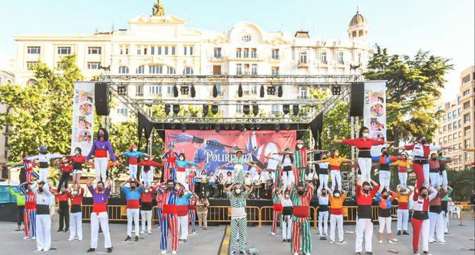 El Festival Polirítmia de l'Institut Valencià de Cultura 2021 arranca amb l'aforament ple