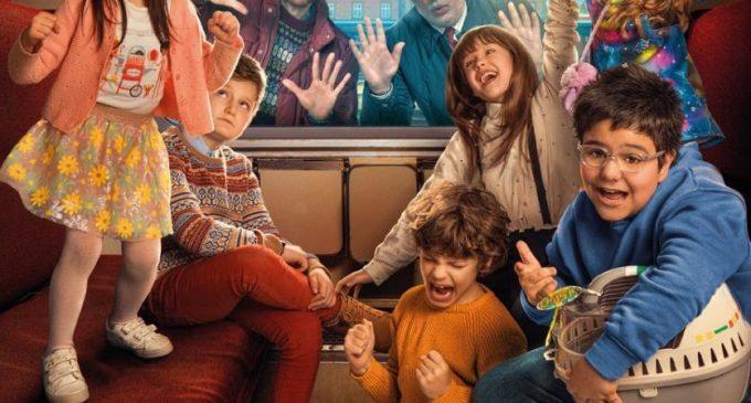 """Arriba a la Terrassa d'Estiu de Burjassot """"A todo tren: destino Asturias"""", la nova pel·lícula de Santiago Segura"""