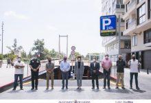 Gandia reintegra definitivamente el río en la ciudad con la remodelación del parking del Centro Histórico