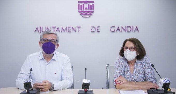 Gandia opta a una subvenció de mig milió d'euros de la Generalitat per a finalitzar la renovació urbana del Centre Històric