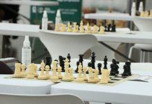 Torrent acull el Torneig Internacional d'Escacs en el Antic Mercat